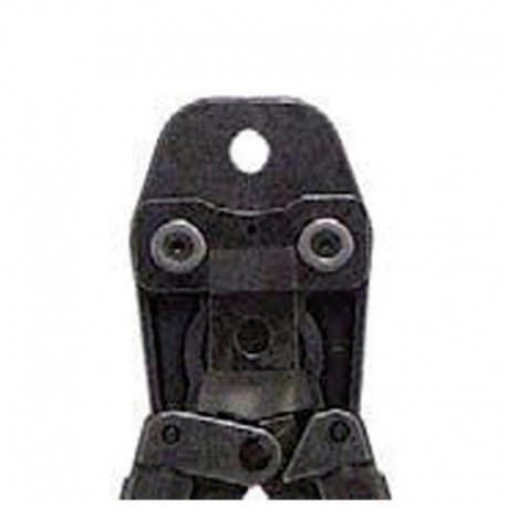 Mâchoire type H diamètre 12 pour pince à sertir REMS