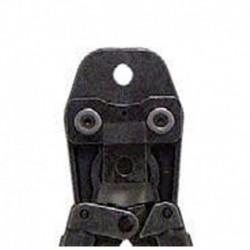 Mâchoire type H diamètre 25 pour pince à sertir REMS