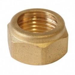 """Ecrou laiton 15/21 (1/2"""") - PER compression 16"""