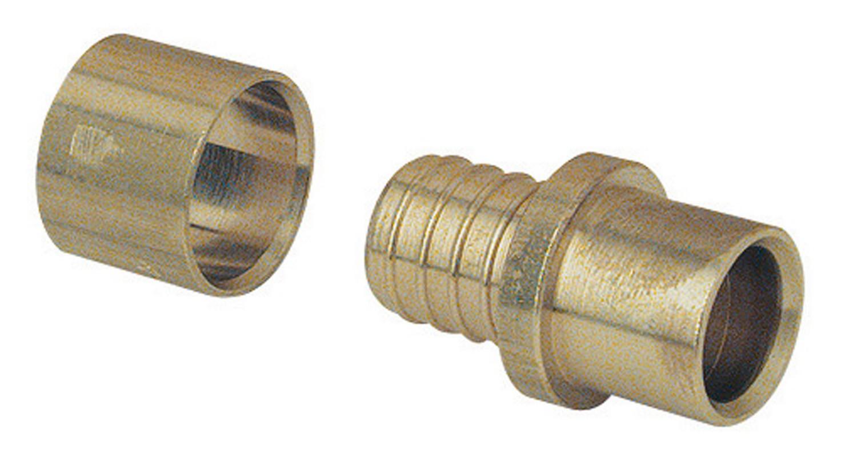 Adaptateur Per Glissement 16 Tube Cuivre à Souder 16