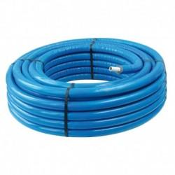 Couronne tube Multicouche isolé 13 mm Ø26 x 3,0 – 50 m