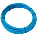 Tube PER PEX-B Nu bleu diamètre 16 - 25m