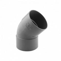 Coude PVC 45° Femelle Femelle D 80