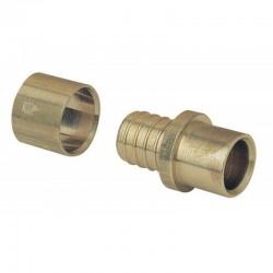 Adaptateur PER glissement 12 - Tube cuivre à souder 12