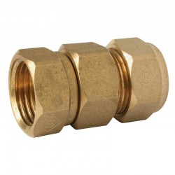 "Ecrou tournant 12/17 (3/8"") - PER compression 12"