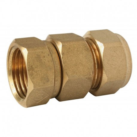 "Ecrou tournant 15/21 (1/2"") - PER compression 12"