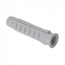 100 x cheville universelle matériaux plein et creux Ø8mm Long. 40mm