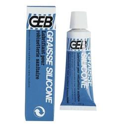 Graisse silicone GEB spéciale robinetterie tube 20gr