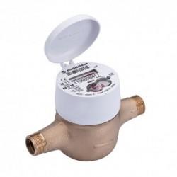 Compteur eau froide volumétrique piston rotatif - Calibre 15 PN10