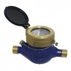 Compteur eau froide jets multiples - Calibre 30 Mâle 40/49