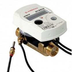 Compteur énergie thermique M-BUS - Calibre 15 Mâle 20/27