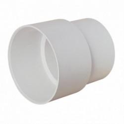 Manchon plastique raccordement WC