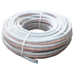 Tube PER PEX-B gainé DUO Ø12 X 1,1 - 100m